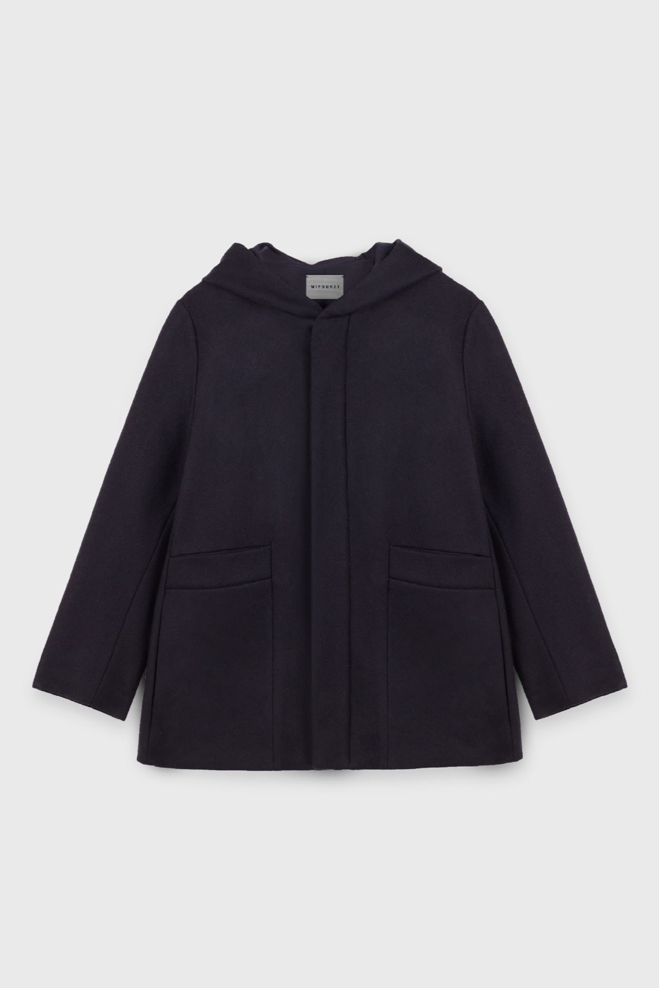 WOOL DUFFEL COAT