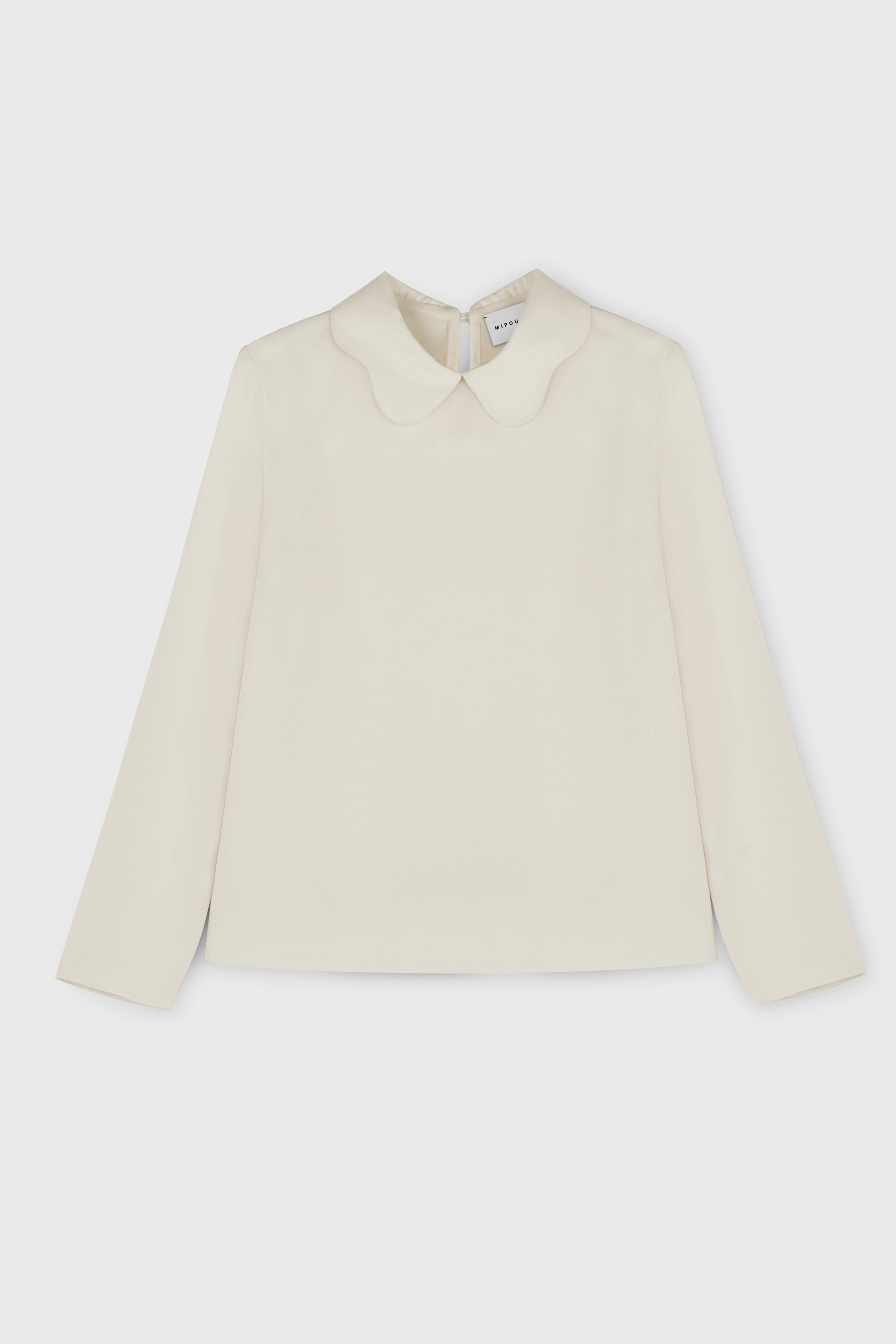 CLOUD COLLARED BLOUSE